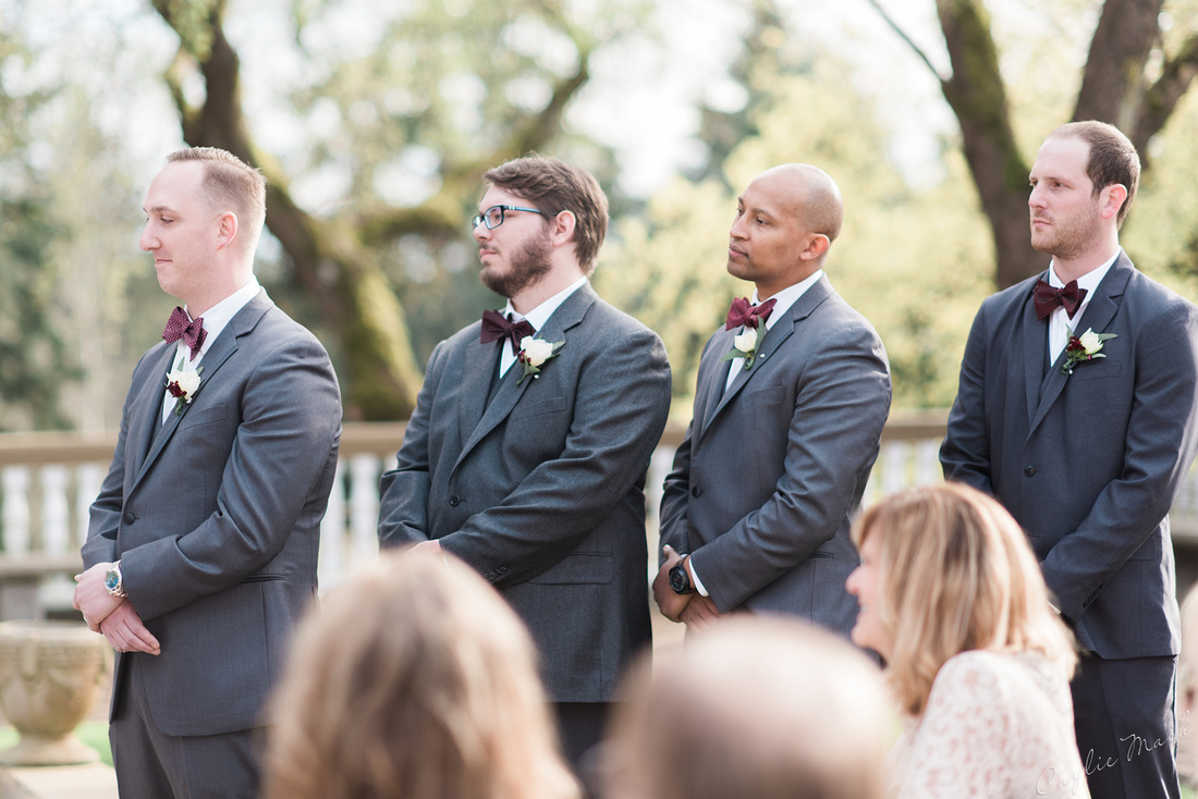 Lairmont Manor Wedding Venue in Bellingham, WA | Caylie Mash Photography