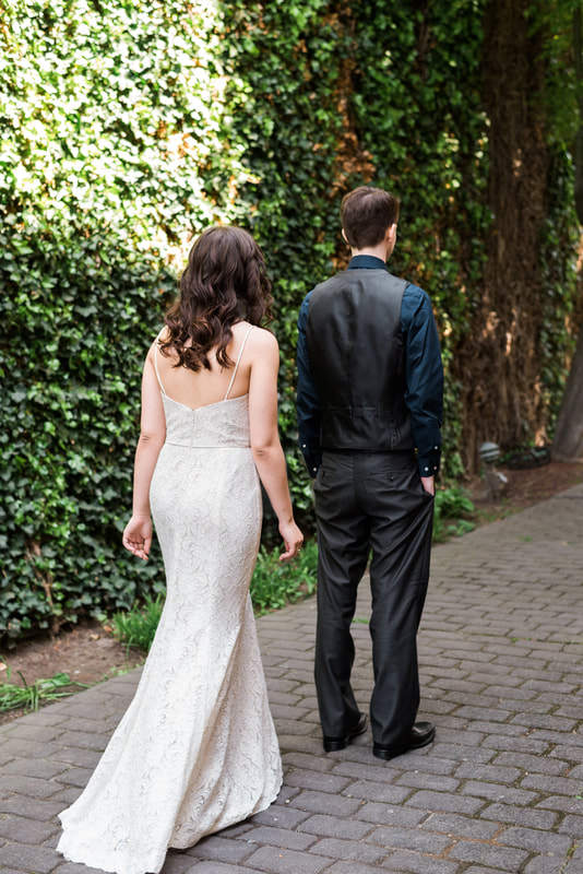 Bellingham Fairhaven Wedding Photographer, Caylie Mash Photography