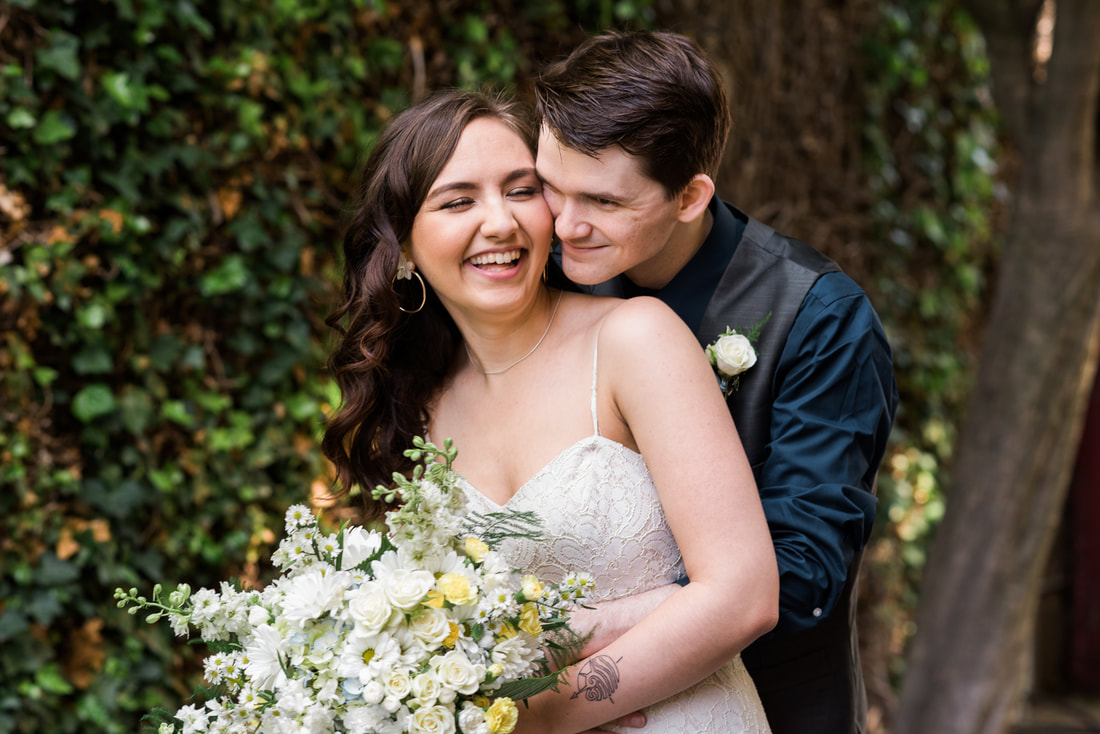 Bellingham Fairhaven Wedding Photographer, Caylie Mash Photography, Blush Blossom Floral