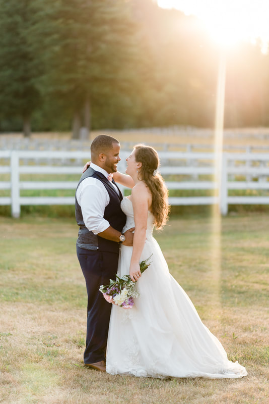 Bellingham Seattle Wedding Photographer, Caylie Mash Photography, Rein Fire Ranch, King County