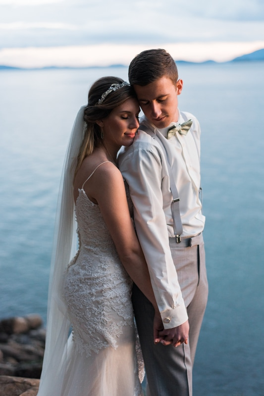 Bellingham Wedding Photographer, Clark's Viewpoint, Caylie Mash Photography